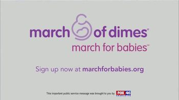 March of Dimes TV Spot, 'March for Babies' Featuring Hilary Duff - Thumbnail 9