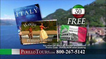 Perillo Tours TV Spot, 'Escorted & Customized Tours' - Thumbnail 9