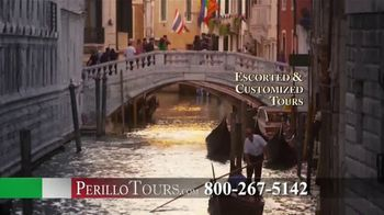 Perillo Tours TV Spot, 'Escorted & Customized Tours' - Thumbnail 1