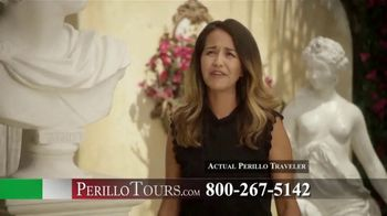 Perillo Tours TV Spot, 'Escorted & Customized Tours'