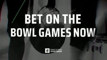 DraftKings Sportsbook TV Spot, 'Bet on the Bowl Games' - Thumbnail 1