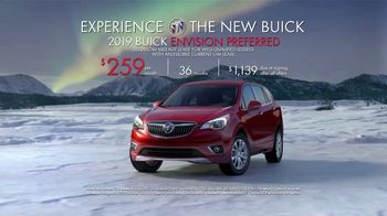 2019 Buick Envision TV Spot, 'Holiday Shopping Tips: Picture Yourself in a New Buick' Song by Matt and Kim [T2] - Thumbnail 10
