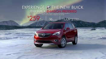 2019 Buick Envision TV Spot, 'Holiday Shopping Tips: Picture Yourself in a New Buick' Song by Matt and Kim [T2] - Thumbnail 9