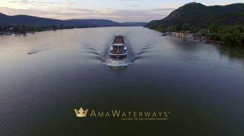 AmaWaterways TV Spot, 'Across Europe' - Thumbnail 9