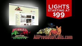 Wicked Hunting Lights TV Spot, 'Every Hunting Situation' - Thumbnail 9