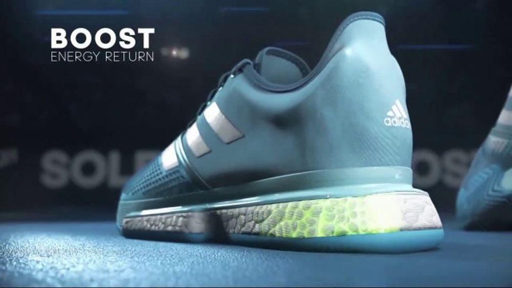 Tennis Warehouse TV Commercial, 'Adidas Solecourt Boost' - Video