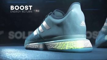 Tennis Warehouse TV Spot, 'Adidas Solecourt Boost'