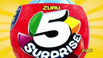 Zuru 5 Surprise Series 2 TV Spot, 'All New Blue Surprise Capsule' - Thumbnail 1