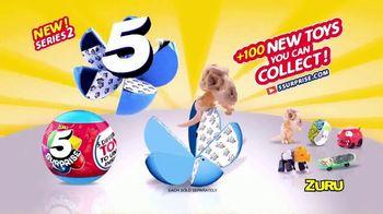 Zuru 5 Surprise Series 2 TV Spot, 'All New Blue Surprise Capsule' - Thumbnail 9