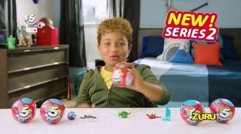 Zuru 5 Surprise Series 2 TV Spot, 'All New Blue Surprise Capsule' - Thumbnail 2
