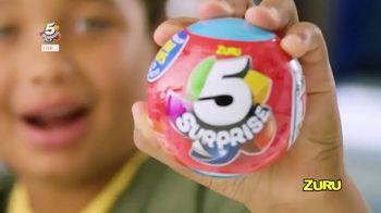 Zuru 5 Surprise Series 2 TV Spot, 'All New Blue Surprise Capsule' - Thumbnail 3