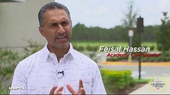 United States Professional Tennis Association TV Spot, 'Leadership Academy' - Thumbnail 4