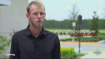 United States Professional Tennis Association TV Spot, 'Leadership Academy' - Thumbnail 9