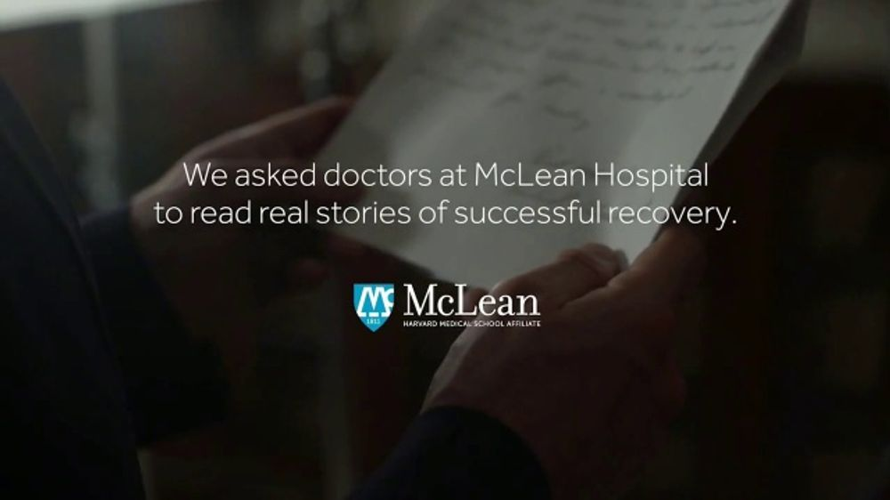 McLean Hospital TV Commercial, 'Dr  Rocco Iannucci on the Impact of  Addiction Recovery' - Video
