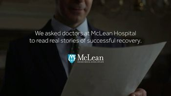 McLean Hospital TV Spot, 'Dr. Rocco Iannucci on the Impact of Addiction Recovery' - Thumbnail 1