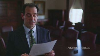 McLean Hospital TV Spot, 'Dr. Rocco Iannucci on the Impact of Addiction Recovery' - Thumbnail 3
