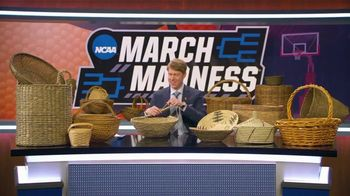 AT&T Wireless TV Spot, 'NCAA March Madness: Baskets' - 17 commercial airings