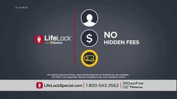 LifeLock TV Spot, \'Infomercial CELEB VR 1\'