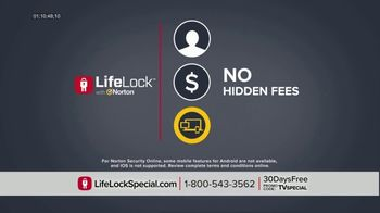 LifeLock TV Spot, 'Infomercial CELEB VR 1' - Thumbnail 3