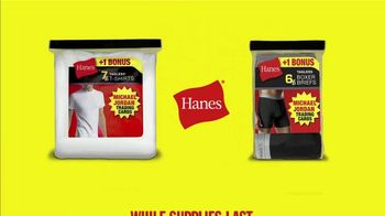 Hanes TV Spot, 'Michael Jordan Trading Cards' - Thumbnail 8