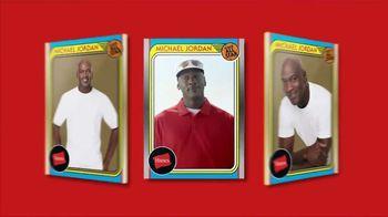 Hanes TV Spot, 'Michael Jordan Trading Cards' - Thumbnail 4