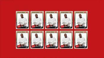 Hanes TV Spot, 'Michael Jordan Trading Cards' - Thumbnail 7