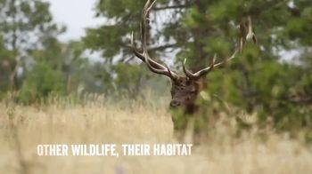 Rocky Mountain Elk Foundation TV Spot, 'Join the Movement' - Thumbnail 6