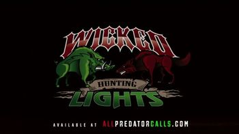 Wicked Hunting Lights TV Spot, 'Hunting Lights of the Future' - Thumbnail 7