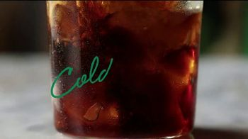 Starbucks Cold Foam Cold Brew TV Spot, 'Velvet' Song by Nicky Davey - Thumbnail 3