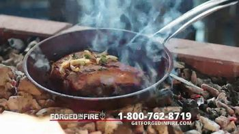 Forged in Fire Skillet TV Spot, 'Strong: Bonus Steak Knives and Cookbook' - Thumbnail 7