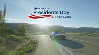 Hyundai Presidents Day Sales Event TV Spot, 'Making History' [T2] - Thumbnail 2