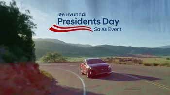 Hyundai Presidents Day Sales Event TV Spot, 'Making History' [T2] - Thumbnail 3