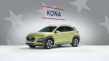 Hyundai Presidents Day Sales Event TV Spot, 'Making History' [T2] - Thumbnail 4