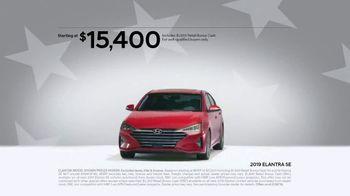 Hyundai Presidents Day Sales Event TV Spot, 'Making History' [T2] - Thumbnail 6