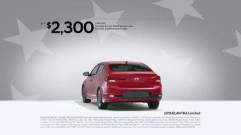 Hyundai Presidents Day Sales Event TV Spot, 'Making History' [T2] - Thumbnail 8