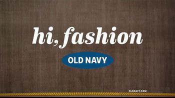 Old Navy TV Spot, 'Indetenibles estilos de primavera para la familia' [Spanish] - Thumbnail 1