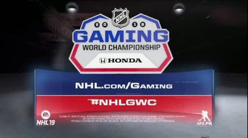 NHL Gaming World Championship TV Spot, 'Assemble the Perfect Squad' - 199 commercial airings