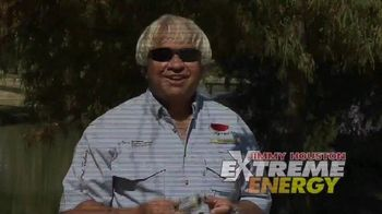 Jimmy Houston Extreme Energy TV Spot, 'Available at Bass Pro Shops and Walmart' - Thumbnail 1
