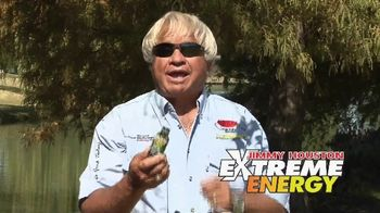 Jimmy Houston Extreme Energy TV Spot, 'Available at Bass Pro Shops and Walmart' - Thumbnail 2
