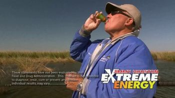 Jimmy Houston Extreme Energy TV Spot, 'Available at Bass Pro Shops and Walmart' - Thumbnail 5