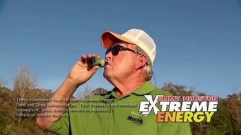 Jimmy Houston Extreme Energy TV Spot, 'Available at Bass Pro Shops and Walmart' - Thumbnail 6