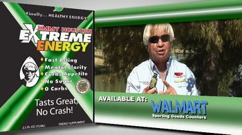 Jimmy Houston Extreme Energy TV Spot, 'Available at Bass Pro Shops and Walmart' - Thumbnail 9