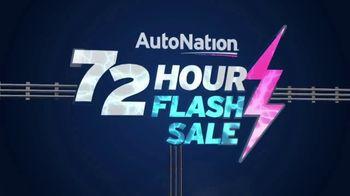 AutoNation 72 Hour Flash Sale TV Spot, '2018 Ford F-150 STX' - 49 commercial airings