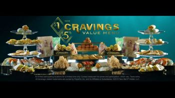 Taco Bell $5 Chalupa Cravings Box TV Spot, 'Box of Wonders' - Thumbnail 9