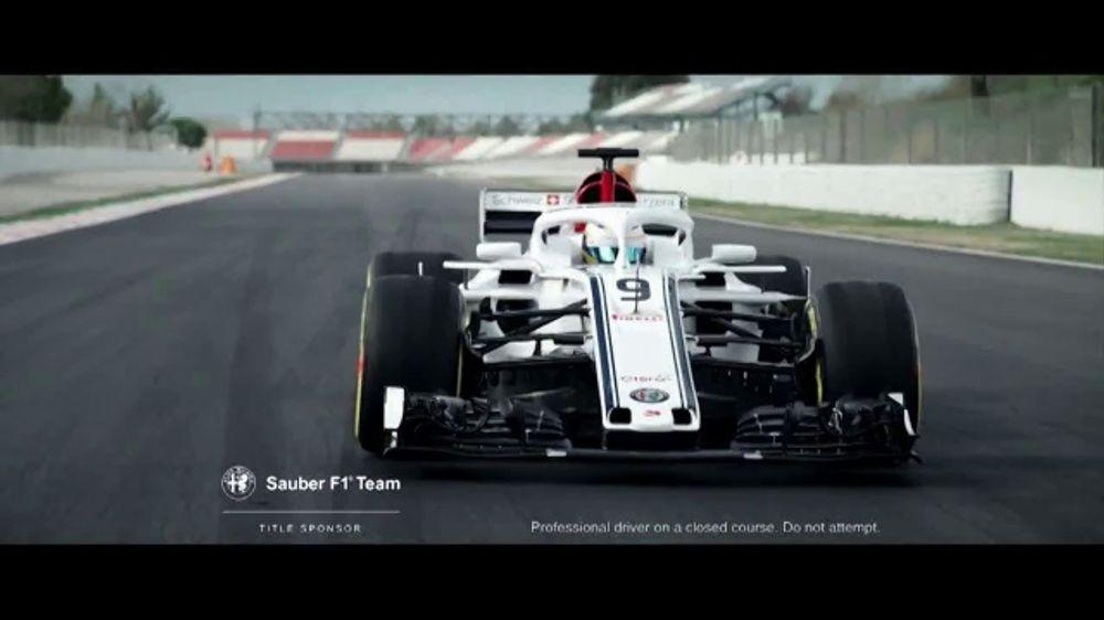 Alfa Romeo TV Commercial, 'Revel in Speed: King' [T2]