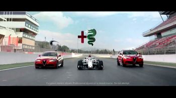 Alfa Romeo TV Spot, 'Revel in Speed: King' [T2] - Thumbnail 6