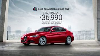 Alfa Romeo TV Spot, 'Revel in Speed: King' [T2] - Thumbnail 7