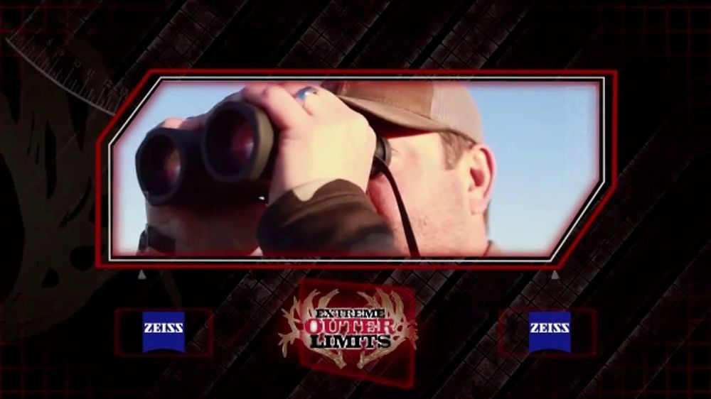 Zeiss Victory RF Rangefinding Binoculars TV Commercial, 'Sportsman Channel: Extreme Outer Limits'