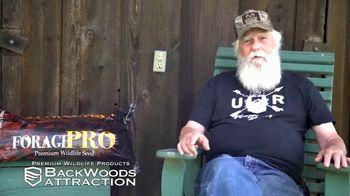 Backwoods Attraction TV Spot, 'Sportsman Channel: Custom Seed' Featuring Rusty Wascom - Thumbnail 8