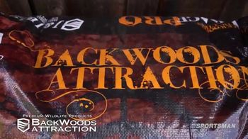 Backwoods Attraction TV Spot, 'Sportsman Channel: Custom Seed' Featuring Rusty Wascom - 155 commercial airings
